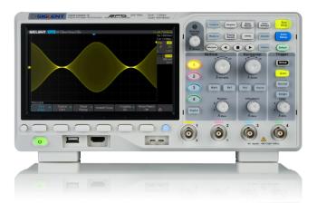 Siglent SDS1104X-E Four Channel Oscilloscope