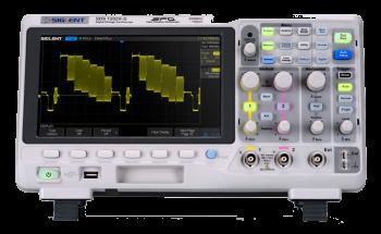Siglent SDS1202X 200MHz Dual Channel Oscilloscope