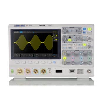 Siglent SDS2204X 200MHz Four Channel Oscilloscope