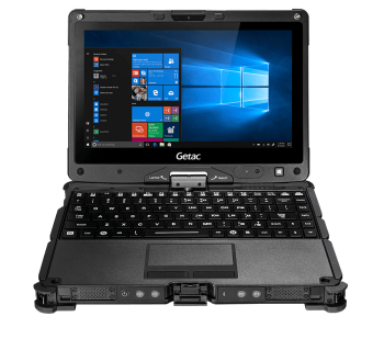 "Getac V110 Fully Rugged Laptop 11.6"" Screen (Core i5-7200U, 8GB RAM, 128GB SSD)"