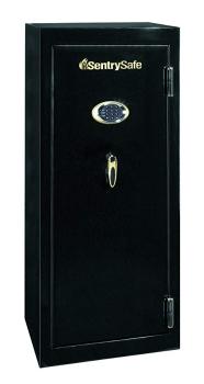 SentrySafe GM1459E Electronic Lock Fire Safe (14-Gun Capacity)