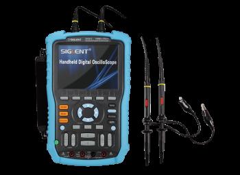 Siglent SHS820 200MHz Handheld Digital Oscilloscope