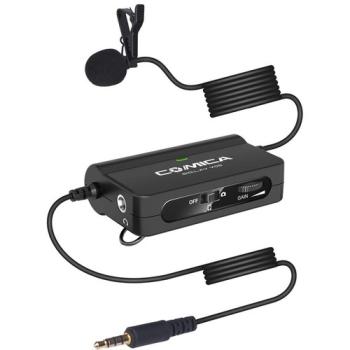 Comica Audio SIG.LAV V03 Omnidirectional Lavalier Microphone