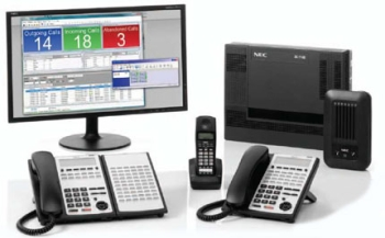 NEC SL1100 Small Business Telephone System