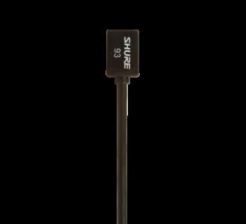 Shure SM93 Omnidirectional Miniature Lavalier Microphone