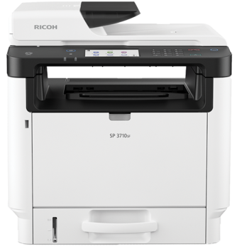 Ricoh SP-3710SF A4 B/W Laser Multifunction Printer