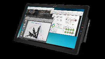 """SMART Podium SP624 24"""" Interactive Pen Display"""