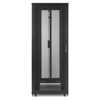 APC AR2480 SV 42U 800mm Wide x 1060mm Deep & Sides Black Enclosure