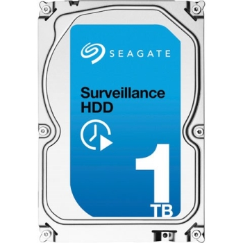 """Seagate Surveillance HDD ST1000VX001 1TB SATA 6.0Gb/s 3.5"""" Internal Hard Drive"""