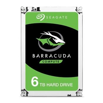 SeaGate ST6000DM003 6TB 5400 RPM 256MB Cache SATA Hard Drive