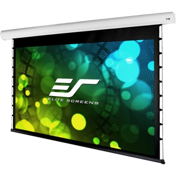 "Elite Screens Starling Tab-Tension 2 120"" Electric Projector Screen"