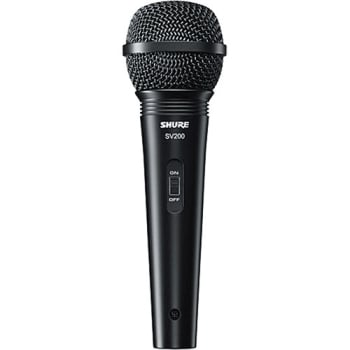 Shure SV200 Cardioid Vocal Microphone