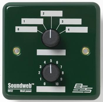 BSS Soundweb London SW9012UK Wall Panel