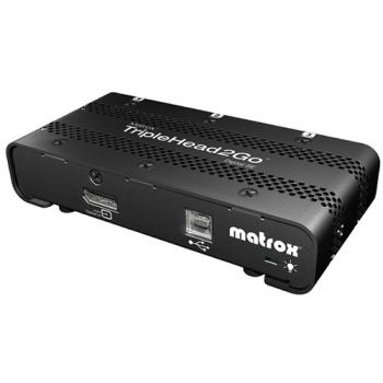Matrox TripleHead2Go Digital SE External Graphics Expansion Module