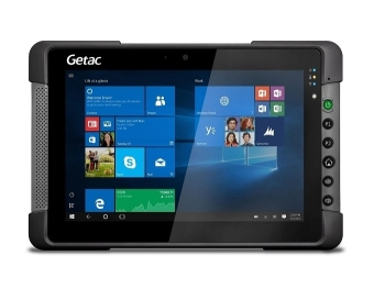 "Getac T800 Rugged Tablet 8.1"" Screen (Intel Atom x7-Z8750, 4GB RAM, 64GB)"