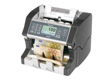 Cassida Titanium Currency Counting Machine- 5 Currencies