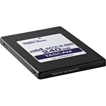 "Tascam 2.5"" Serial ATA Solid State 240GB Drive"