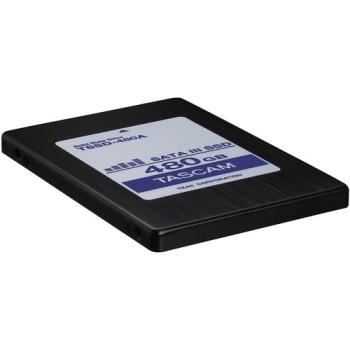 Tascam TSSD-480B Custom-designed SSD for the DA-6400/DA-6400dp