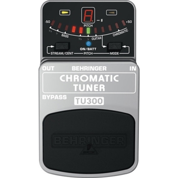 Behringer TU300 Ultimate Guitar & Bass Tuner