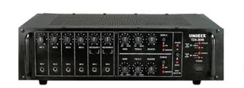 Ahuja TZA2000, w/ USB, 6-Microphone & 2-Aux Input, PA Amplifier