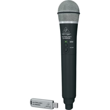 Behringer 2.4 GHz Digital Wireless System with Handheld Microphone