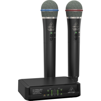 Behringer ULM302MIC Digital Wireless Handheld Microphone System