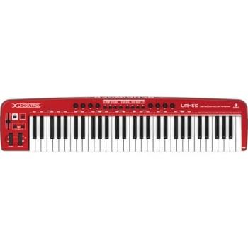 Behringer UMX610 -USB/MIDI Keyboard Controller