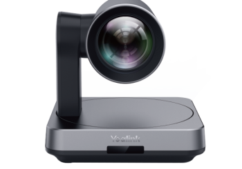 Yealink UVC84 4K PTZ Camera for Medium And Large Room With Perfect Display