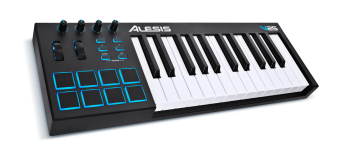 Alesis V25 USB-MIDI Advanced Techniques Melodies Grows Controller Keyboard