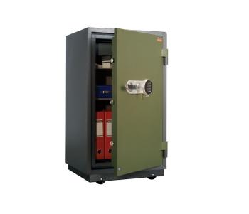 Valberg FRS 93 T-EL Fire Resistant Safe, Digital & Key Lock
