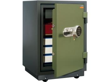 Valberg FRS 67 T-EL Fire Resistant Safe, Digital & Key Lock