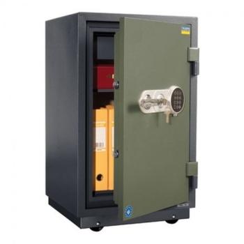 Valberg FRS 75 T-EL Fire Resistant Safe, Digital & Key Lock