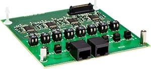 NEC 8-Port Analog Extension Daughter Card PABX System