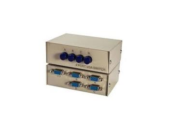 Alpha VGS4X1 VGA 4-1 Switcher