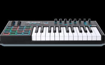 Alesis VI25 Advanced 25 -Key USB-MIDI Controller Keyboard