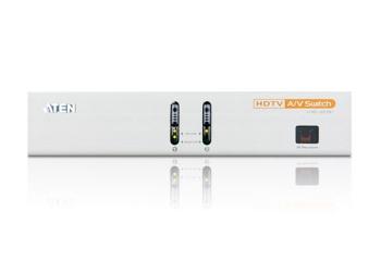 Aten VS231 2-Port HDTV A/V Switch