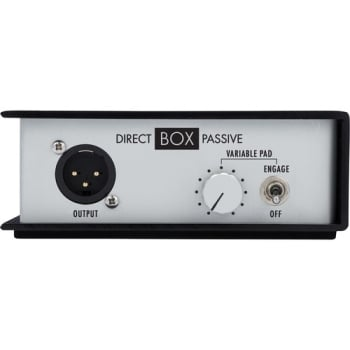Warm Audio Passive Direct Box For Electric Instruments