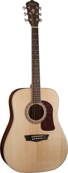 Washburn WD10S Dreadnought 6 String Acoustic Guitar