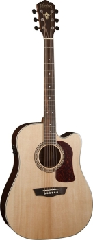 Washburn WD20SCE Classic Dreadnought Acoustic Guitar