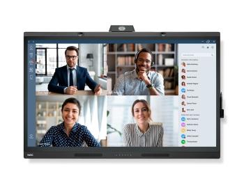 "NEC MultiSync WD551 55"" Windows Collaboration LCD Display"