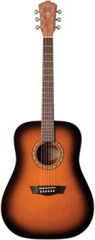 Washburn WD7SATB Dreadnought 6 String Acoustic Guitar