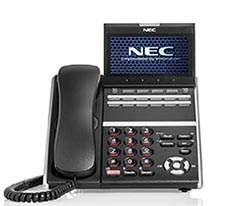 NEC DT800 Series IP (Colour Display) 12-Key Display Telephone PABX System