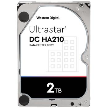Western Digital HA200  3.5'', 2TB, 128MB, 7200 RPM, SATA 6Gb/s Hard Drive