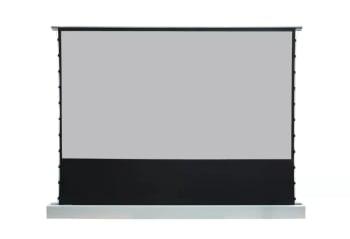 "DMInteract EDL83 Series 120"" Motorized Floor Rising Projector Screen"