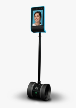 Double3 Telepresence Robot with Charging Dock