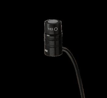 Shure WL183 Omnidirectional TQG Lavalier Microphone