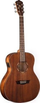 Washburn WLO12SEOU 6 Strings Woodline Orc Acoustic-Electric Guitar