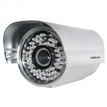 Foscam FI8905E Wireless Indoor IP Camera- Gray