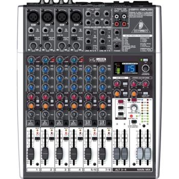 Behringer XENYX X1204USB 12-Input USB Audio Mixer