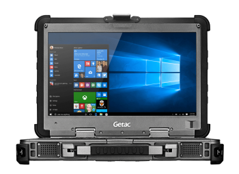 "Getac X500 Rugged Laptop 15.6"" Screen (Intel Core i5, 8GB, 500GB)"